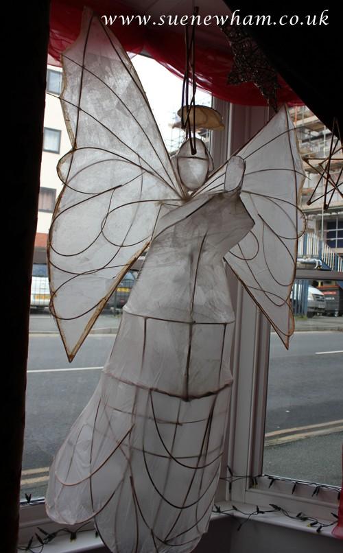 Angel lantern