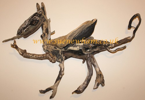 Driftwood dragon 1